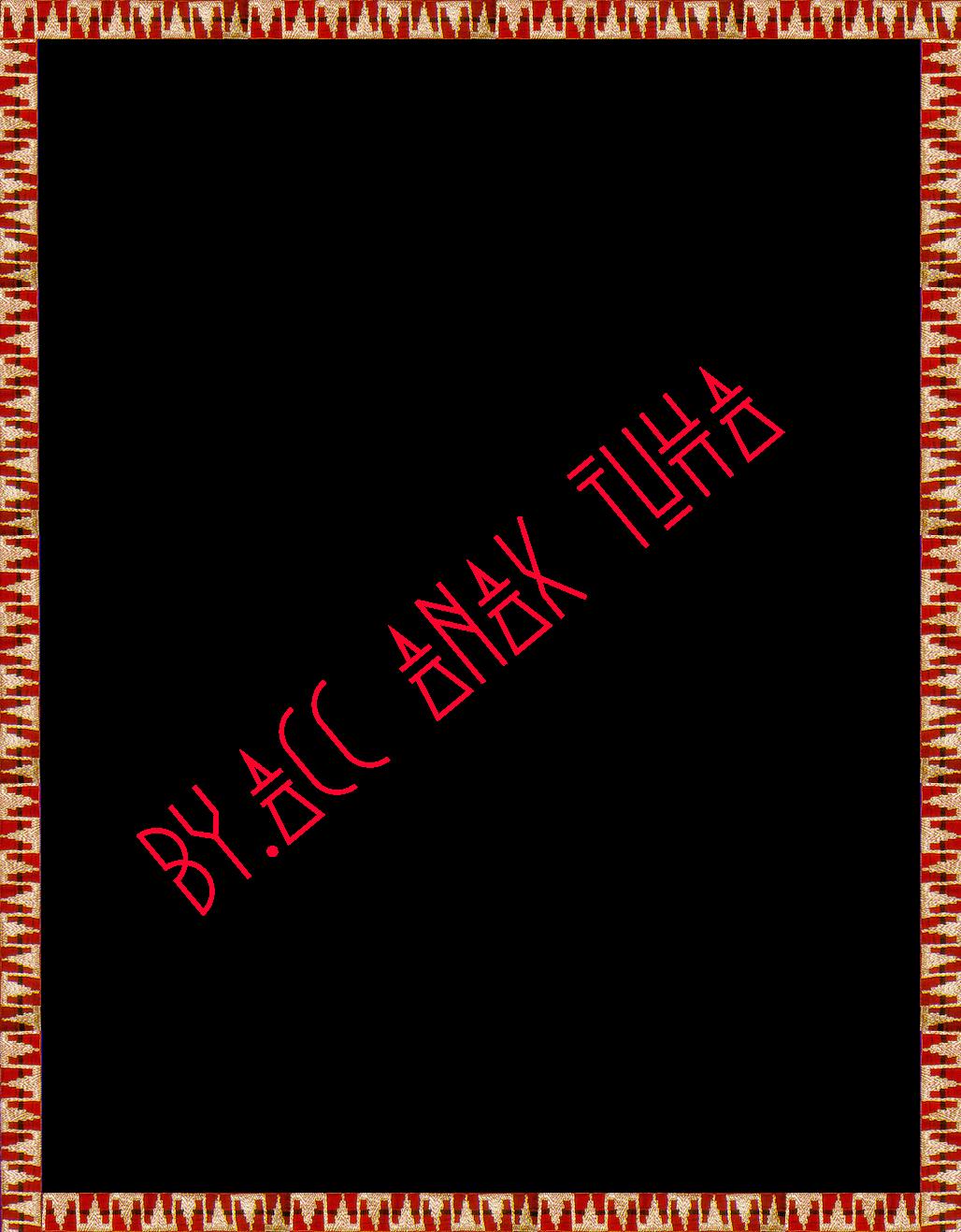 Bingkai Tapis Lampung Versi Acc