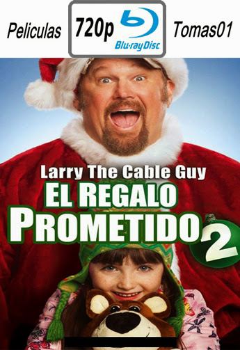 El Regalo Prometido 2 (Jingle All the Way 2) (2014) BRRip 720p