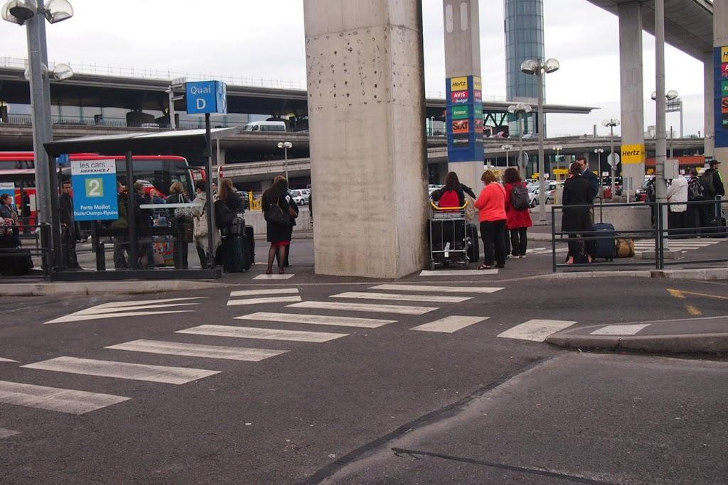 ロワシーバス 移動
