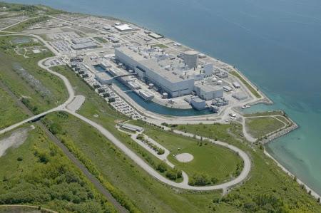 reaktor nuklir Canada