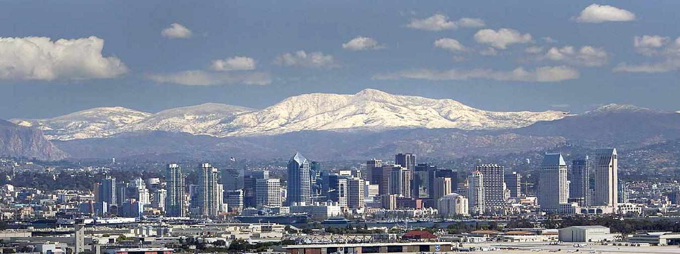 Has it ever snowed in California? - Quora