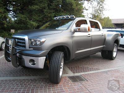 Toyota Tundra Diesel. 2011 Toyota Diesel Dually