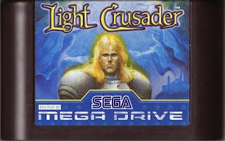 Resultado de imagen de LIGHT CRUSADER CARTUCHO