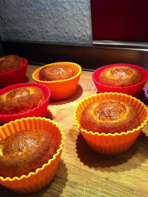 Krokant Muffin