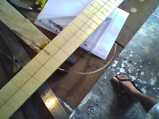 Construção guitarra telecaster, meu 1º projeto bolt on. Finalizado e com vídeo Imagem+031