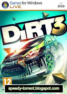 Dirt 3 PC Torrent