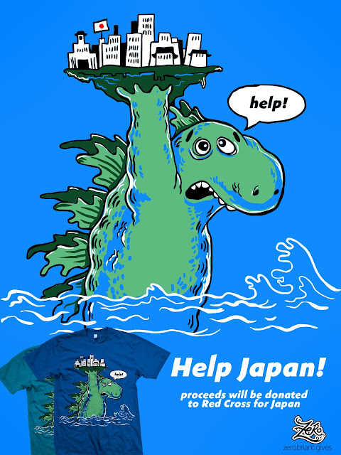 Help Japan! project by Anthony Brian Villafuerte RN