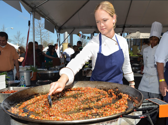 Paella - Chef Linsey, Top Chef Season 9