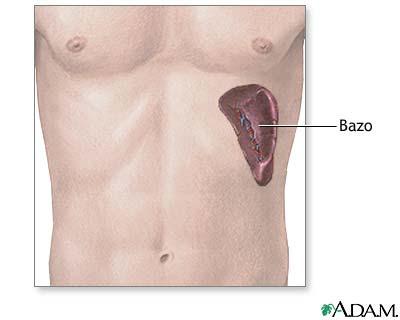 dolor en el abdomen izquierdo al respirar