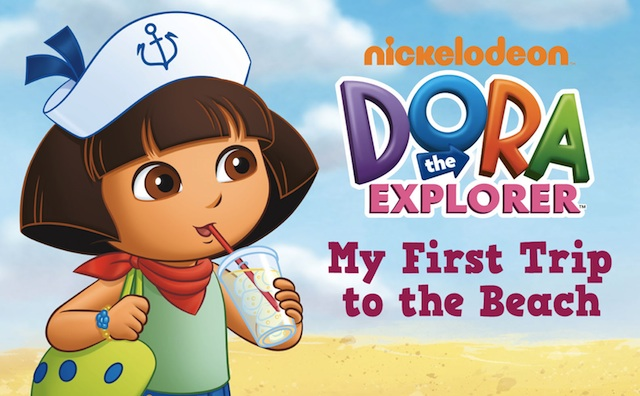 Dora the Explorer, My First Trip to Boracay Beach