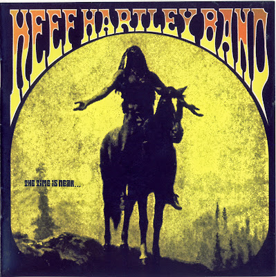 Keef Hartley Band ~ 1970b ~ The time is near