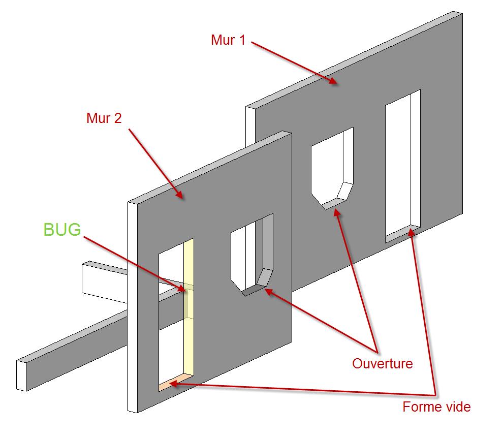 3dho revit bug d 39 affichage for Ouverture de fenetre intempestive