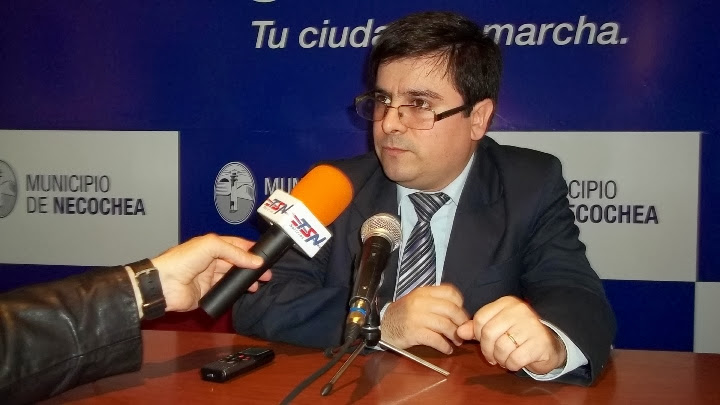sergio condenanza area personeria juridica del municipio de Necochea
