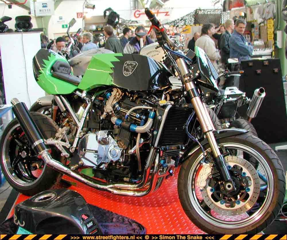 Motor Thunder Modifikasi Jap Style