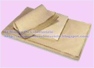 Pliegos de papel manila