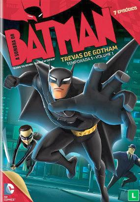 Filme Poster A Sombra do Batman: Trevas de Gotham DISCO 2 DVDRip XviD & RMVB Dublado