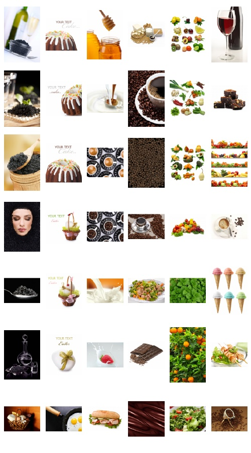 Stock Photo: Food and drinks