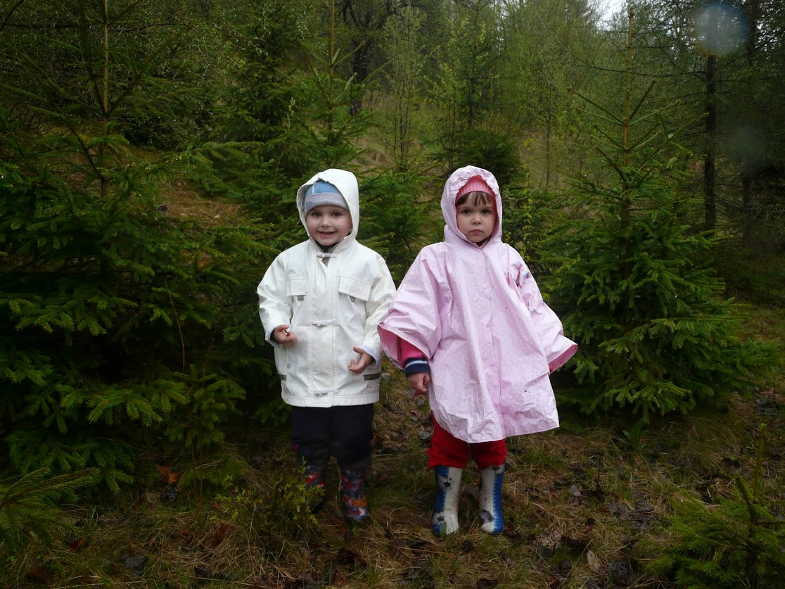 Детский поход в Белую Балку