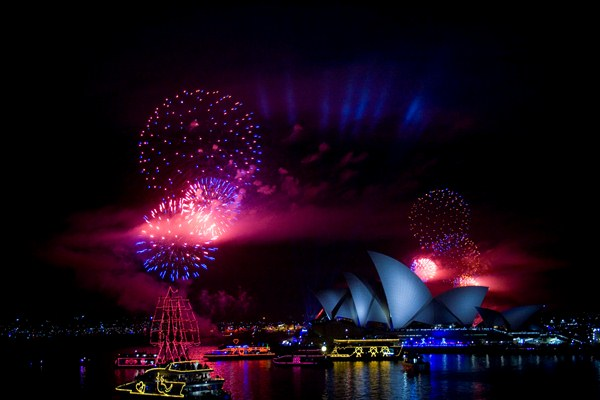 Happy New Year, Sydney!