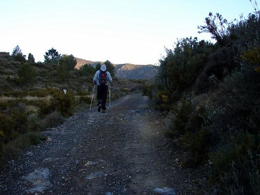 GR 7 Mas de Nogueras - Montanejos