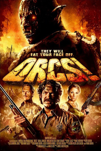 Poster de Orcs