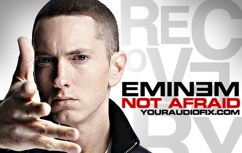 Eminem - Not Afraid - Musqc