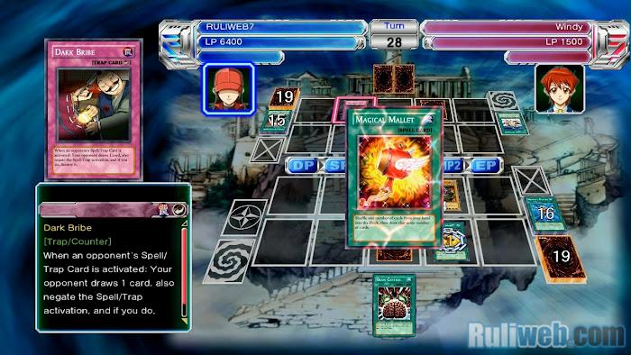 Thử nghiệm Yugi Oh 5DS phiên bản PS 3 - Ảnh 17
