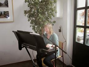 Culturele middag -  Hanneke Scheffers zingt