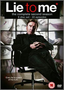 Lie to Me 2ª Temporada Completa  WEB-DL AVI Dual Áudio