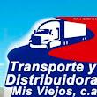 TRANSPORTE Y DISTRIBUIDORA M
