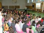 Comenius  - Világörökség projekt megnyitója az alsó tagozaton 2013. 09. 13-án