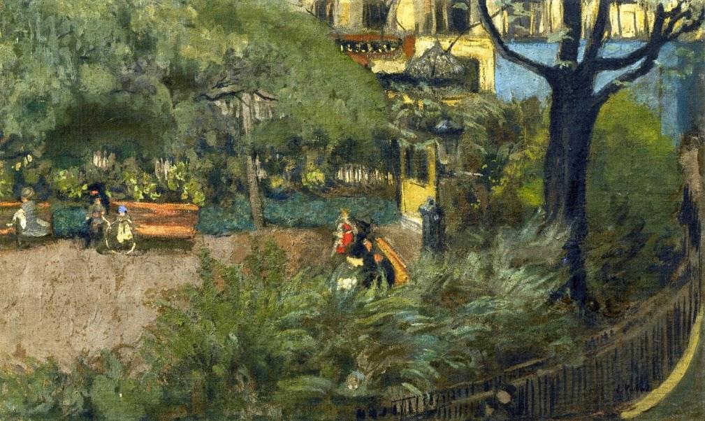 Édouard Vuillard - Square Berlioz