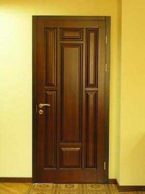 шпонированные входные двери эконом класса
