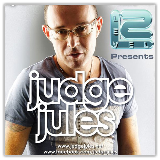 Judge Jules - The Global Warm Up 708 - 29-09-2017