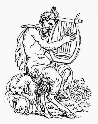 Satyrs Greek Mythology What Is A Satyr In Greek Mythology