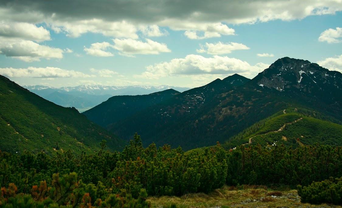 Dolina Bobrowiecka Liptowska i Siwy Wierch