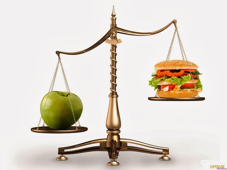 переход на здоровое питание за 20 дней