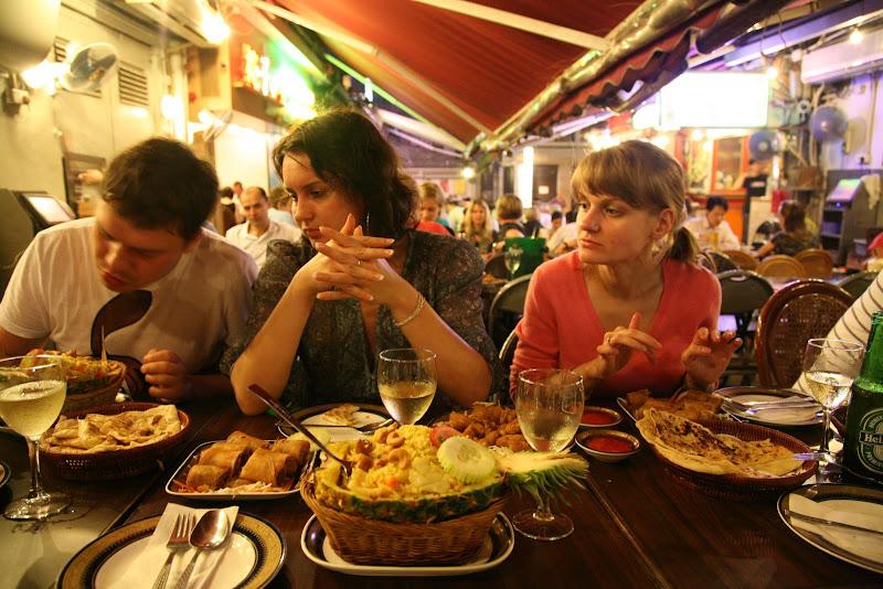 Лучший гастрономический ресторан Гонконга