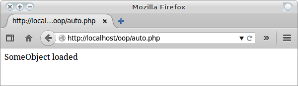 Firefox - auto.php