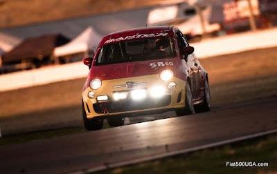 Team Rimicci Corse Fiat 500 Abarth