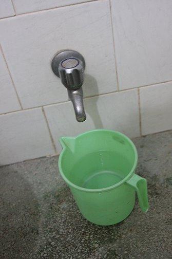 bathroom cup