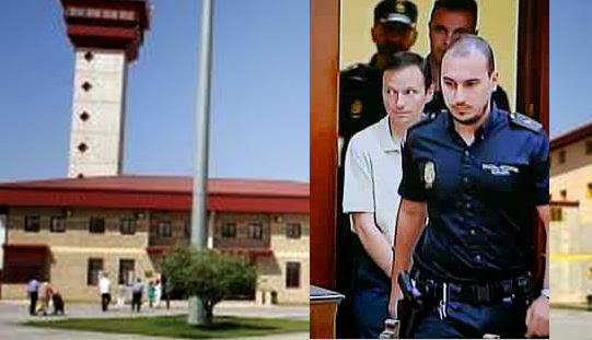 Bretón trasladado a la cárcel de Villena