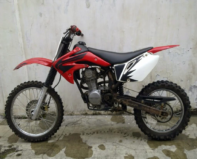 Modifikasi Ninja 150 Jadi Trail modifikasi motor bebek jadi trail 5987 IMG
