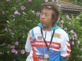 優勝 松林幸男プロ インタビュー5(財津副会長 インタビューア)
