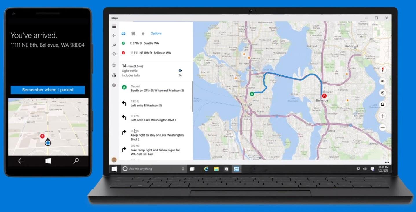 Windows 10: Salvare e utilizzare Mappe Offline