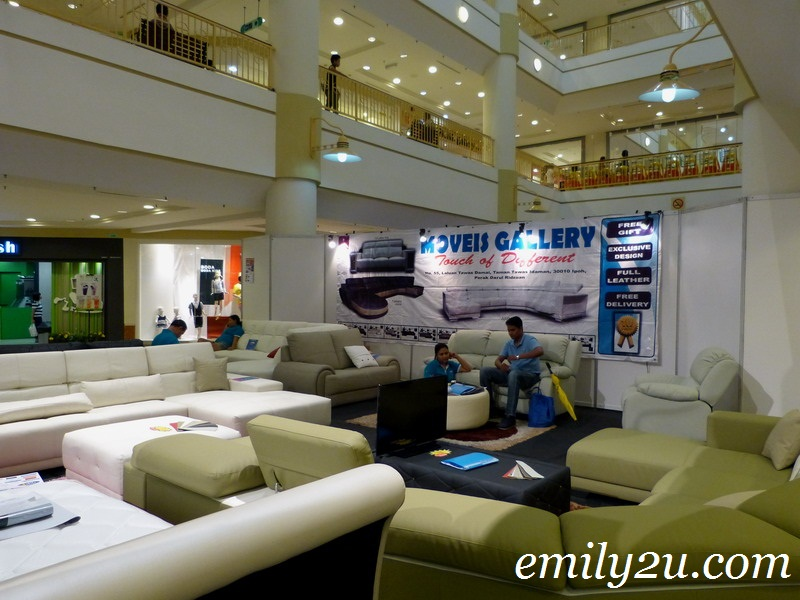 pameran perabot furniture fair