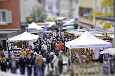 Jahrmarkt en miniature