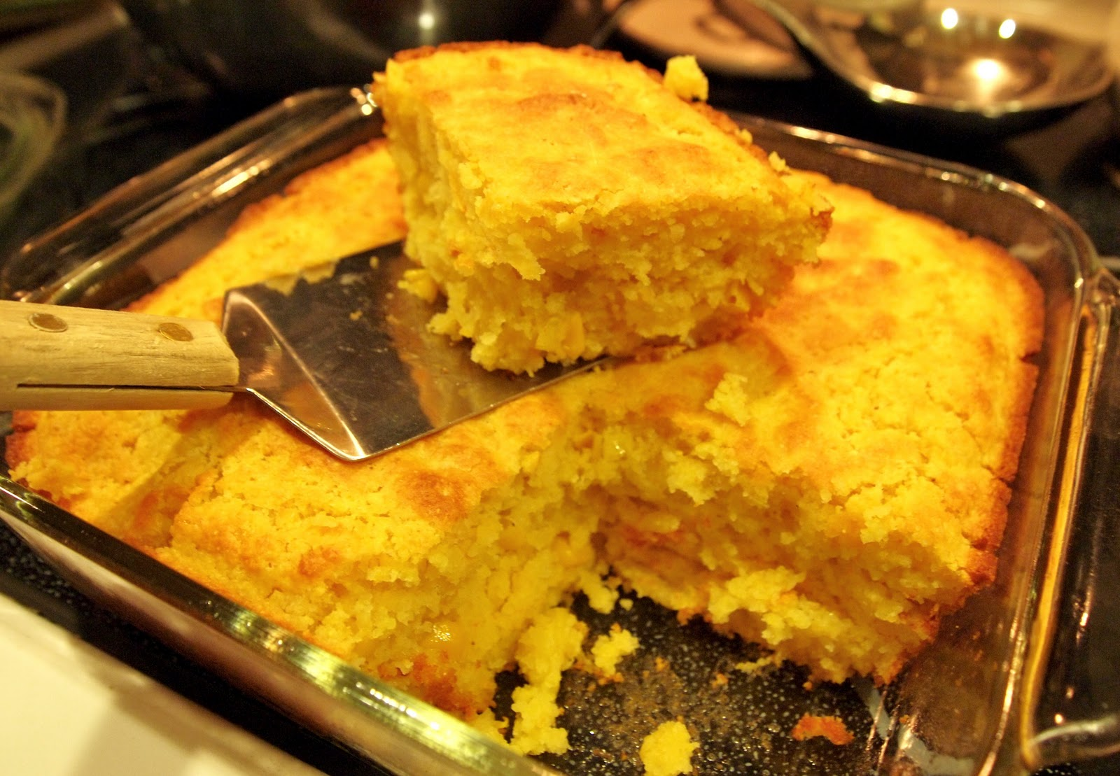 Permalink to Old Fashioned Cornbread