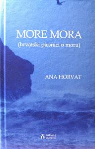 Antologija 'More mora - hrvatski pjesnici o moru'