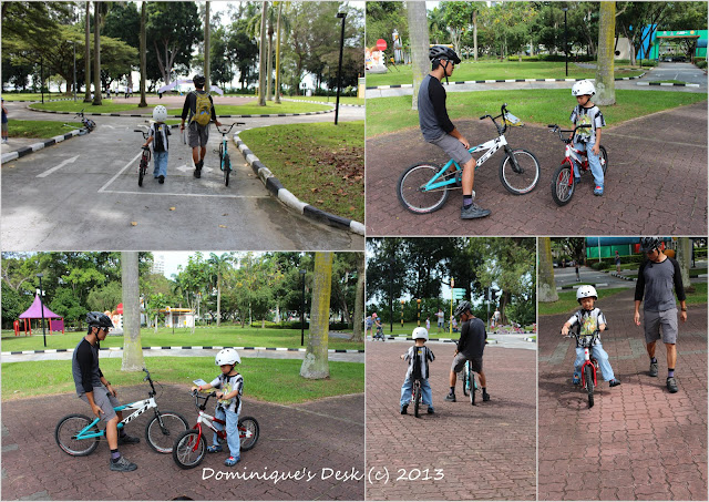 2013 02 24 Weekend Reflections: Cycling with Bike School Singapore